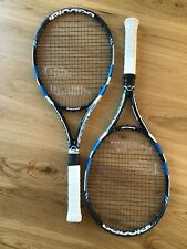 Babolat Pure Drive Tour + GT Tennis Rackets x 2. Grip 3. Pro Stock
