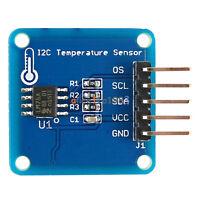 LM75A IIC I2C High Accuracy Digital Temperature Sensor Board Module for Arduino