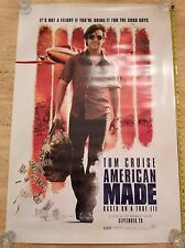 AMERICAN MADE Original UNUSED DS AUTHENTIC Theater 27x40 Movie Poster