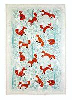 Ulster Weavers Foraging Fox Cotton Tea Towel