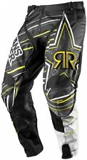 "20"" Youth Rockstar Motorbike BMX Pants Black Kids Childrens $169.95"