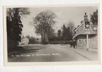 In The Village Of Whitchurch Buckinghamshire RP Postcard 851a