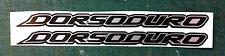 Aprilia DORSODURO 750 2008 argento nero - adesivi/adhesives/stickers/decal