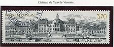 TIMBRE FRANCE OBLITERE N° 2587 CHATEAU VAUX LE VICOMTE / Photo non contractuelle