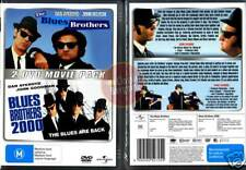 BLUES BROTHERS 1 + 2000 =2-DVD Dan Aykroyd NEW & SEALED (Region 4 Australia)