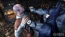 Batman Arkham City PLAYSTATION 3 (PS3) Action / Adventure (Video Game)