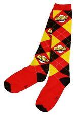 THE BIG BANG THEORY Bazinga Argyle Socks / NEW!