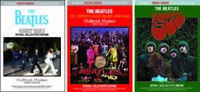 BEATLES  Special Collectors Edition 3 Title SET 3DVD+15CD