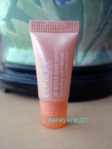 Clinique ALL ABOUT EYES Serum De-puffing Roll-On .17 fl oz / 5 ml