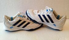 Adidas Adi5 X_J Astro Turf Trainers. White. BNWT. Uk 5