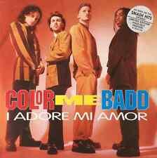 """COLOR ME BADD - I Adore Mi Amor (12"""") (EX+/EX-)"""