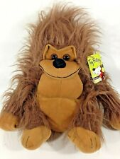 Toy Factory Rajah Gorilla Plush Brown Ape Stuffed Animal Monkey 14""