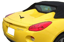 PAINTED PONTIAC SOLSTICE FACTORY STYLE REAR WING SPOILER 2006-2010