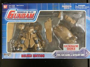 Bandai Mobile Suit Gundam 0083 Stardust Memory Xamel Action Figure Msia lot