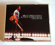 Bruce Springsteen Live 1975-1985 Japan 1st Press 3Cd 1986 75Dp-700/2
