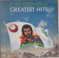 "33T Cat STEVENS Vinyle LP 12"" GREATEST HITS - PEACE TRAIN -ISLAND RECORD 9101646"
