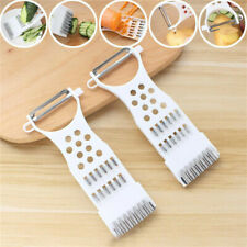 1Pc Multi-function Vegetable Slicer Cutter Chopper Cucumber Peeler Kitchen T Y4