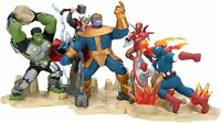 Avengers Zoteki Series 1 Iron Man Thor Hulk Captain America & Marvel You Choose