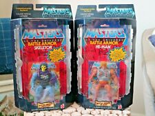 MOTU - Commemorative He-Man - Skeletor Battle Armor Masters of the Universe Lot