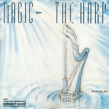 Richard Rossbach / Jürgen Wagner-Zucht - Magic - The Harp CD 1991 Synth-pop