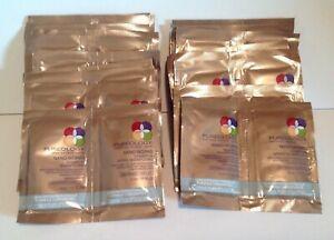 Pureology Nano Works Shampoo & Conditioner .17 oz 18 Samples Of Each - RARE