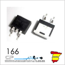 2 Unidades IRF3710S IRF3710 MOSFET N-CH 100 V 57A D2PAK TO263 100% Original