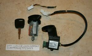 YW1T-15607-AA Lincoln/Mercury/Ford Ignition Cylinder+Anti Theft Pats transceiver