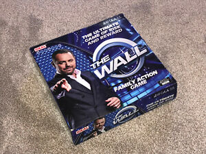 THE WALL : DANNY DYER BBC FAMILY BOARD GAME By IDEAL - IN VGC (FREE UK P&P)