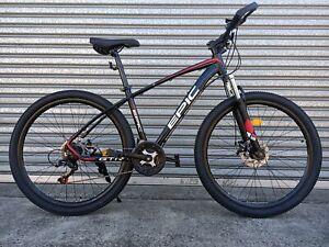 NEW GTR EPIC ALLOY MTB MOUNTAIN BIKE 27.5 inch  21 SHIMANO GEARS - BLACK