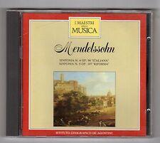 CD -  I MAESTRI DELLA MUSICA DEAGOSTINI MENDELSSOHN VOLUME II N. 16