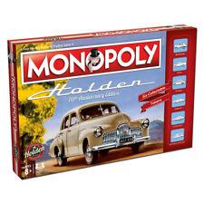 Hasbro Monopoly  Holden Heritage Edition