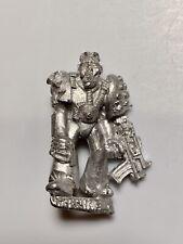 Warhammer 40K Space Marine Casualty Rogue Trader Rare OOP Vintage Citadel