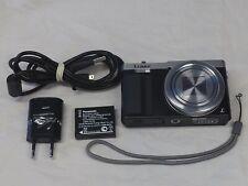 Panasonic LUMIX DMC-TZ71 12.1 MP Digitalkamera silber