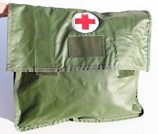 GENUINE SWEDISH ARMY MEDICS BAG PVC UNISSUED