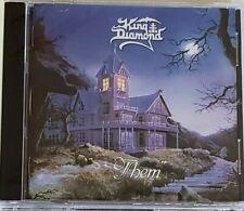 KING DIAMOND - Them CD new