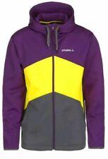 O'NEILL Mens Mighty Purple Line-Up Fleece Full Zip Jacket Large BNWT