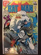 Batman (1940) #353 FN/VF 7.0 Fine Very Fine Vintage Joker Cover Bronze Age Key