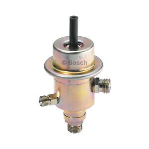 Bosch Fuel Pressure Regulator 0 438 161 001 fits Mercedes-Benz 190 190 2.3 E ...