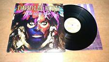 DAVID LEE ROTH-Eat 'em And Smile 1986 LP US press VINYL Warner 25470-1 NM/EX-