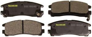 Disc Brake Pad Set Rear Monroe DX383