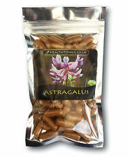 Astragalus Extract ( 10:1 equivalent to 5,000mg ), Vegetarian Capsules