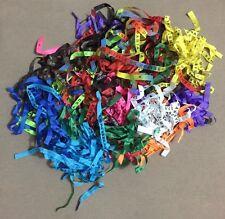 LOT of 24 SENHOR DO BOMFIM ribbons Brazilian wish bracelets Bahia BR