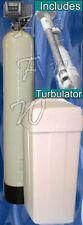 48k Fleck 5600SXT Metered Water Softener Turbulator