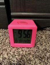 Digital Alarm Clock With Snooze And Night Light