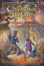 Children of the Lamp #7: The Grave Robbers of Geng