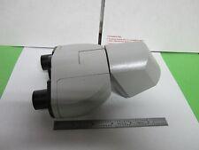 MICROSCOPE PART ZEISS GERMANY 473016 HEAD BINOCULAR OPTICS AS IS BIN#H2-D-11