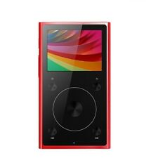 FiiO X1 2nd Generation Hi-Res MP3 FLAC WAV Lossless Music Audio Player Red