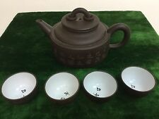 original antique Chinese Yixing (Zisha) teapot
