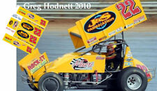 CD/_SC/_050 #4 Danny Smith   Sprint Car   1:18 Scale DECALS
