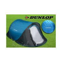 Dunlop Tenda Pop-up 2 PERSONE IGLOO Tenda Famiglia Tenda da campeggio Tenda da l